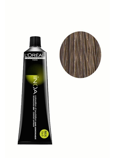 L'oreal Professionnel Loreal Inoa No:7.3 Golden Saç Boyası 60 Gr Renkli